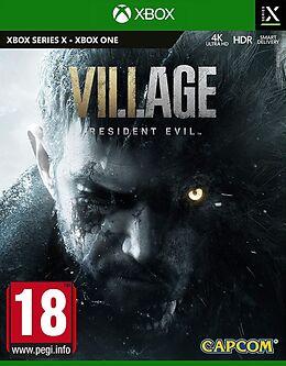 Resident Evil Village [XONE/XSX] (D/F/I) comme un jeu Xbox One, Xbox Series X