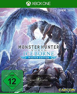 Monster Hunter: World - Iceborn Master Edition [XONE] (D) als Xbox One-Spiel