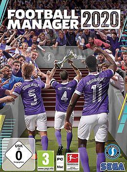 Football Manager 2020 [DVD] [PC/Mac] (D) als Windows PC, Mac OS-Spiel
