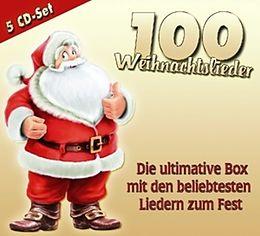 100 weihnachtslieder die ultimative box various cd. Black Bedroom Furniture Sets. Home Design Ideas