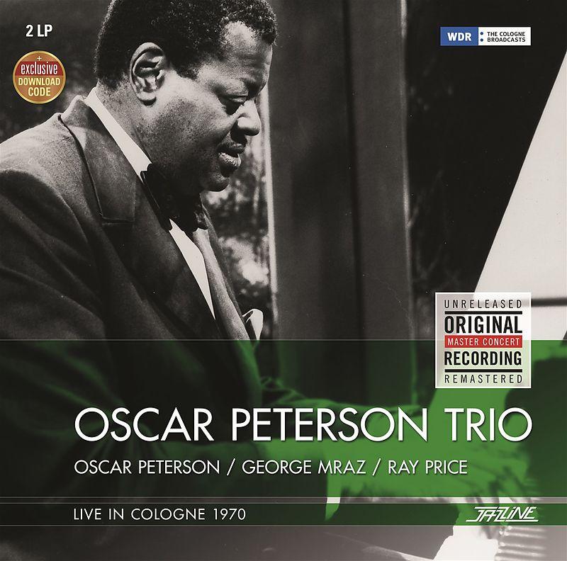 Oscar Peterson Trio-Live In Cologne 1970 (Vinyl)