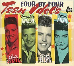 Elvis/Avalon,Frankie/N Presley CD Four By Four-Teen Idols