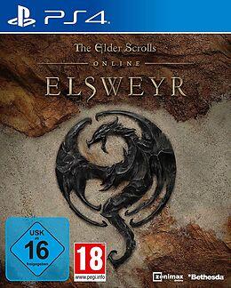The Elder Scrolls Online Elsweyr [PS4] (D) als PlayStation 4-Spiel