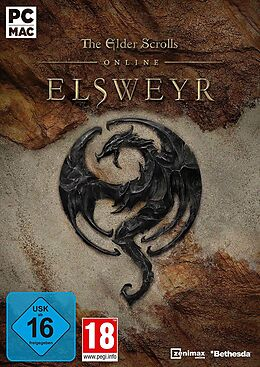The Elder Scrolls Online Elsweyr [DVD] [PC] (D) als Windows PC-Spiel