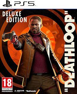 Deathloop - Deluxe Edition [PS5] (D) als PlayStation 5-Spiel