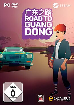 Road to Guangdong [PC] (D) als Windows PC-Spiel