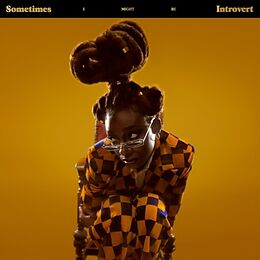 Little Simz Vinyl Sometimes I Might Be Introvert (2LP/Milky Clear)