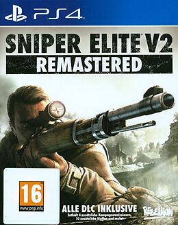 Sniper Elite V2 Remastered [PS4] (D) als PlayStation 4-Spiel