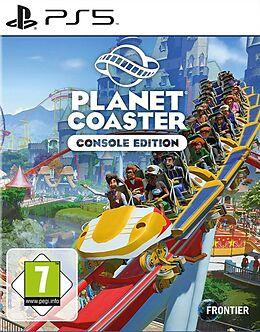 Planet Coaster [PS5] (D) als PlayStation 5-Spiel