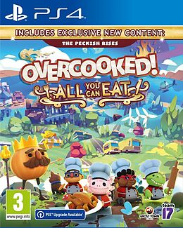 Overcooked - All You Can Eat [PS4] (D) als PlayStation 4-Spiel