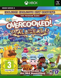 Overcooked - All You Can Eat [XSX] (D) als Xbox Series X-Spiel