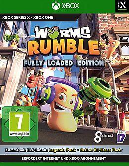 Worms Rumble [XSX] (D) als Xbox Series X-Spiel