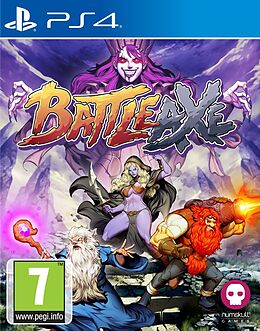 Battle Axe [PS4] (D) als PlayStation 4-Spiel