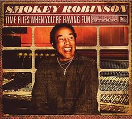 Robinson Smokey CD Time Flies When You're Having