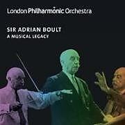 Sir Adrian/London Philha Boult CD A Musical Legacy