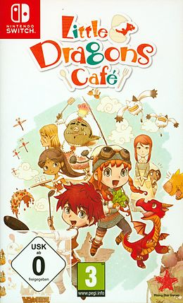 Little Dragons Cafe [NSW] (D) als Nintendo Switch-Spiel