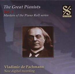 The Great Pianists Vol. 1
