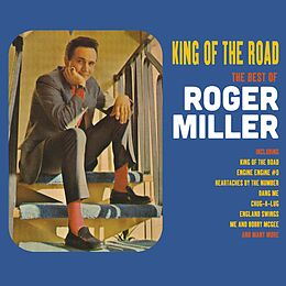 Roger Miller CD King Of The Road-The Best Of