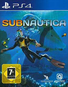 Subnautica [PS4] (D) als PlayStation 4-Spiel