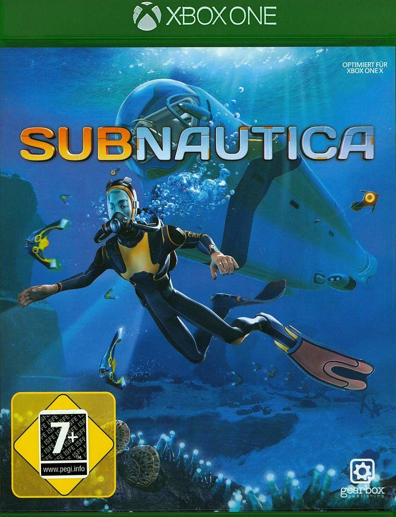 Subnautica [XONE] (D)
