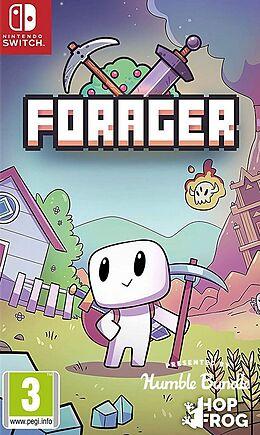 Forager [NSW] (D) als Nintendo Switch-Spiel
