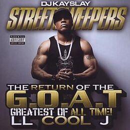 Ll Cool J CD The Return Of The Goat