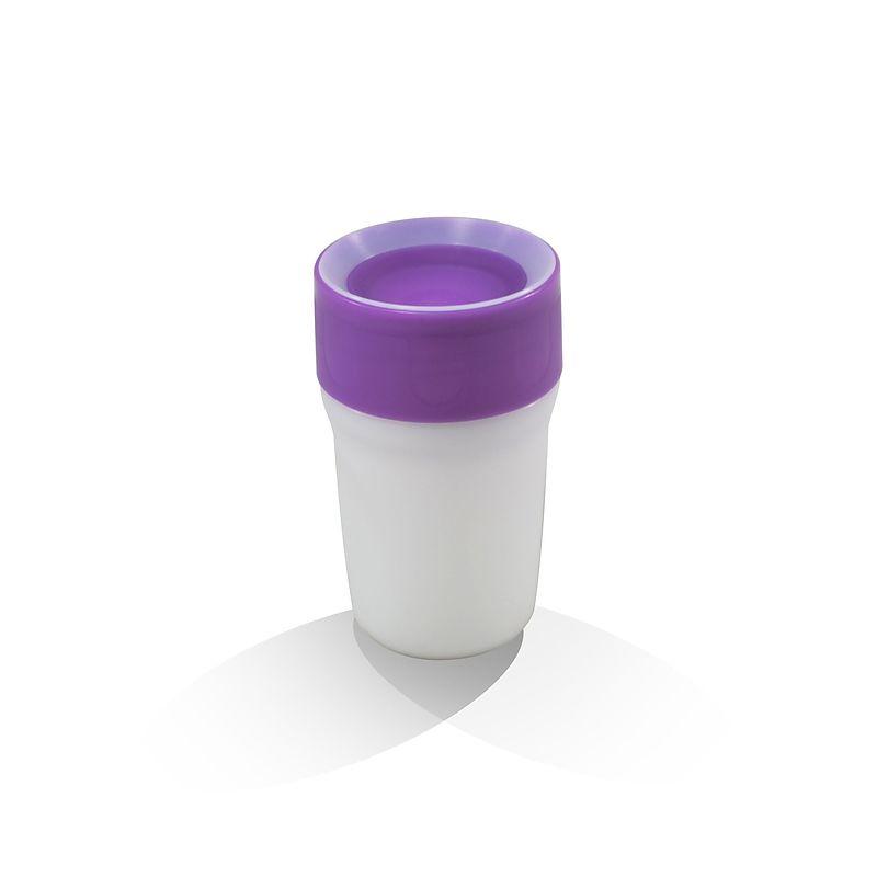 Litecup 24099 - Little Litecup, Trinkbecher 220 ml, Farbe: lila ...