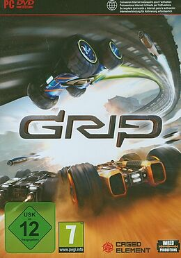 Grip Combat Racing [DVD] [PC] (D) als Windows PC-Spiel