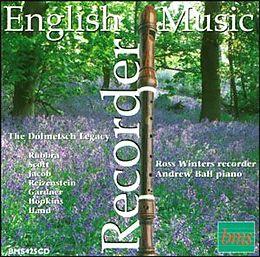 English Recorder Music - Dolmetsch Legacy