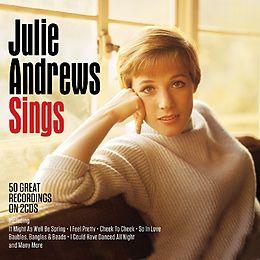 Julie Andrews CD Sings