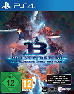 Bounty Battle [PS4] (D) als PlayStation 4-Spiel