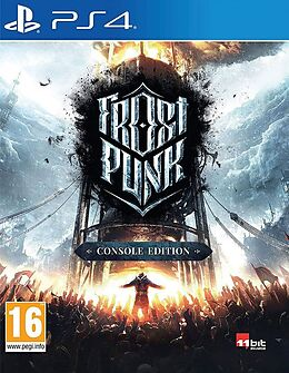Frostpunk: Console Edition [PS4] (D) als PlayStation 4-Spiel