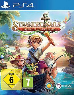 Stranded Sails: Explorers of the Cursed Islands [PS4] (D) als PlayStation 4-Spiel
