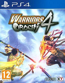 Warriors Orochi 4 [PS4] (F) comme un jeu PlayStation 4