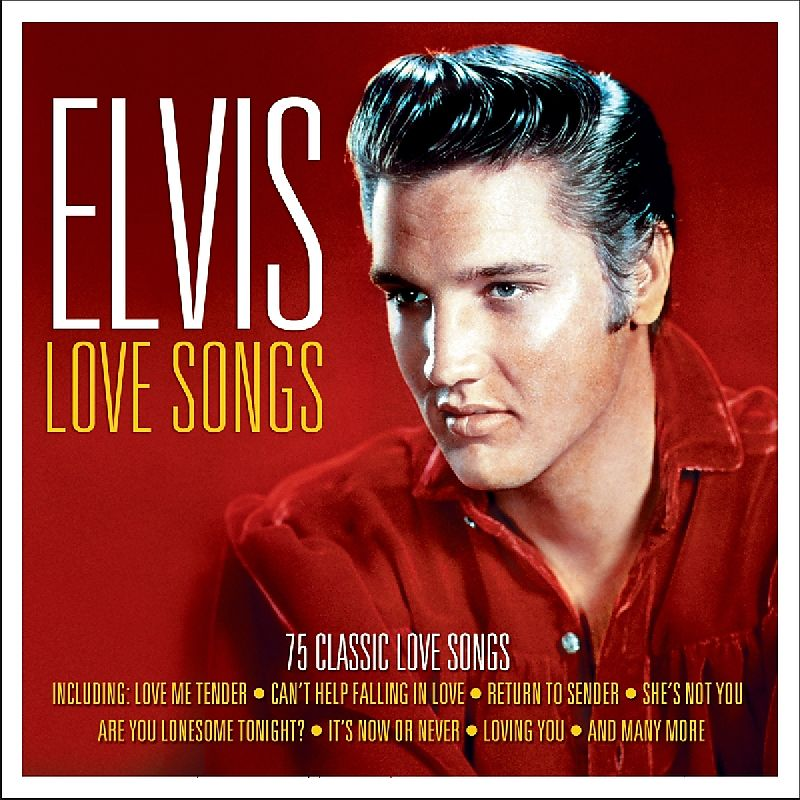 Love Songs Elvis Presley Cd Kaufen Exlibris Ch
