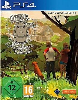 Where the Heart Leads [PS4] (D) als PlayStation 4-Spiel