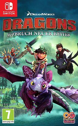 Dragons: Aufbruch neuer Reiter [NSW] (D) als Nintendo Switch-Spiel
