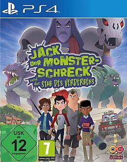 Jack, der Monsterschreck (The Last Kids on Earth) [PS4] (D) als PlayStation 4-Spiel