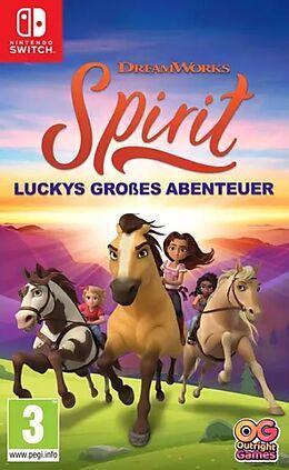 Spirit: Luckys grosses Abenteuer - USK [NSW] (D) als Nintendo Switch-Spiel