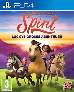 Spirit: Luckys grosses Abenteuer - USK [PS4] (D) als PlayStation 4-Spiel