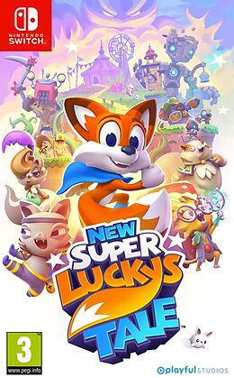 New Super Luckys Tale [NSW] (D) als Nintendo Switch-Spiel