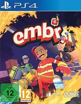Embr [PS4] (D) als PlayStation 4-Spiel