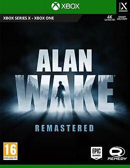 Alan Wake Remastered [XBOX/XSX] (F) comme un jeu Xbox One, Xbox Series X