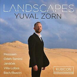 Zorn Yuval CD Landscapes