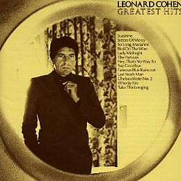 Leonard Cohen CD Greatest Hits