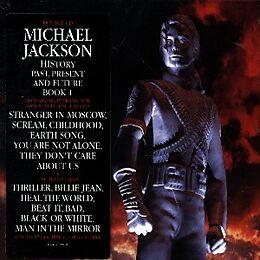 Michael Jackson CD History - Past, Present And Future - Book I