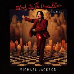 Michael Jackson CD Blood On The Dance Floor/ History In The Mix