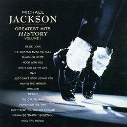 Michael Jackson CD-ROM EXTRA/enhanced Michael Jackson Greatest Hits History Volume I