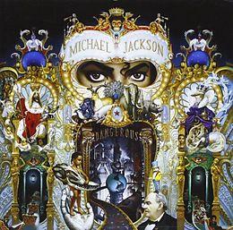 Michael Jackson CD Dangerous