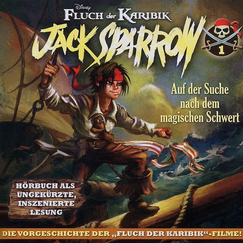 Jack Sparrow Bücher